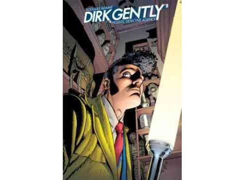 Dirk Gently's Holistic Detective Agency : The Interconnectedness of All Kings (Paperback) (Chris Ryall) - image 1 of 1