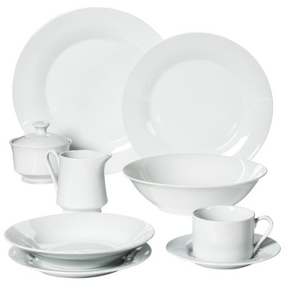10 Strawberry Street 45pc Dinnerware Set