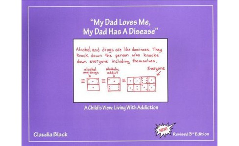 My Dad Loves Me, My Dad Has a Disease : A Child's View of Living With Addiction -  (Paperback) - image 1 of 1