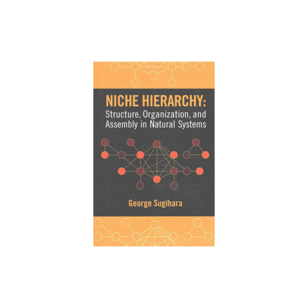 Niche Hierarchy: Structure, Organization, and Assembly in Natural Systems (Hardcover) (George Sugihara)