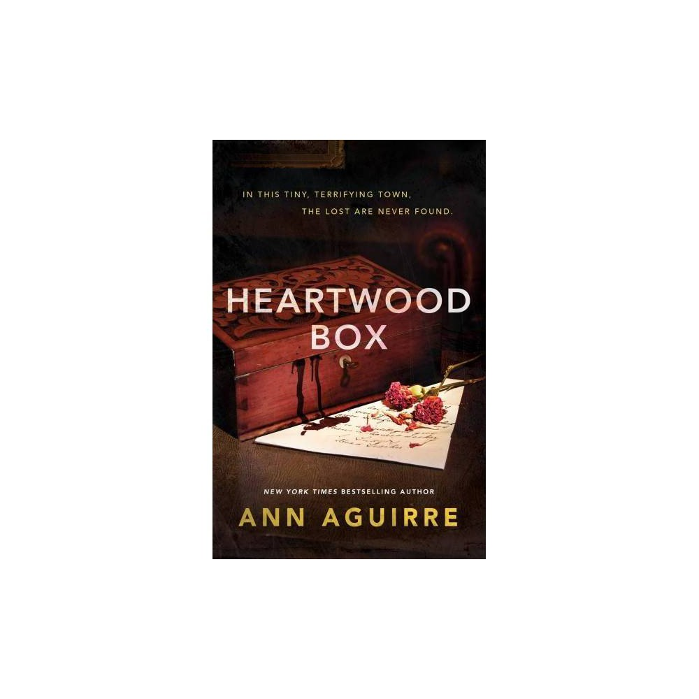 Heartwood Box - by Ann Aguirre (Hardcover)