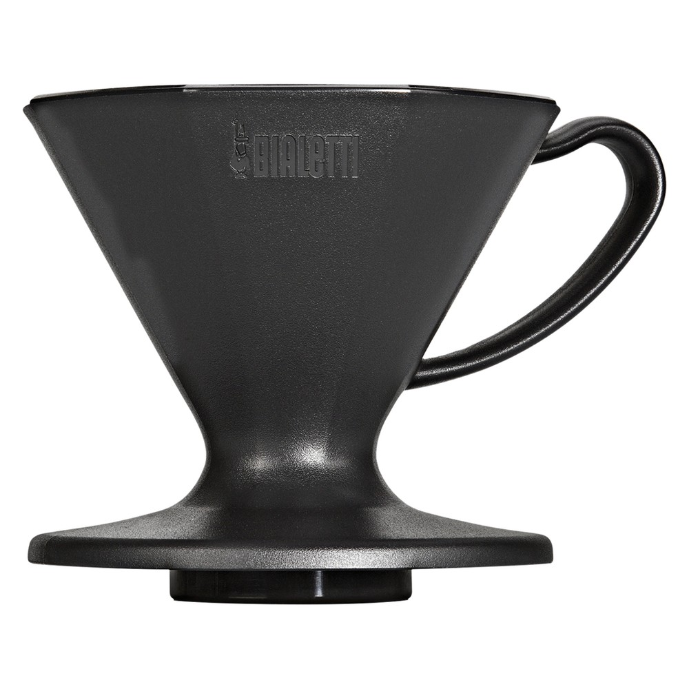 Image of Bialetti Plastic Pourover Filter - Black