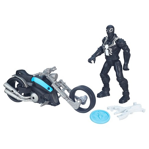 Ultimate Spider-Man vs. The Sinister Six: Agent Venom with Symbiote Cycle - image 1 of 3