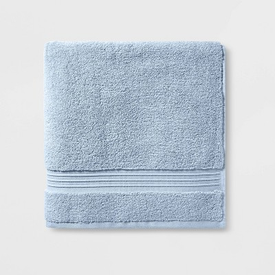 Spa Bath Towel Light Blue- Threshold Signature™
