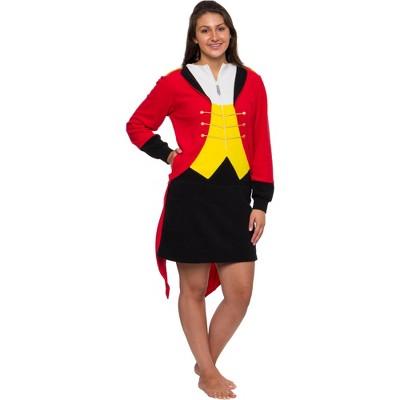 FUNZIEZ! - Circus Ring Leader Slim Fit Women's Novelty Dress