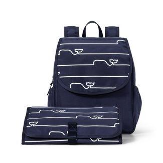 Whale Line Diaper Bag - Navy - vineyard vines® for Target