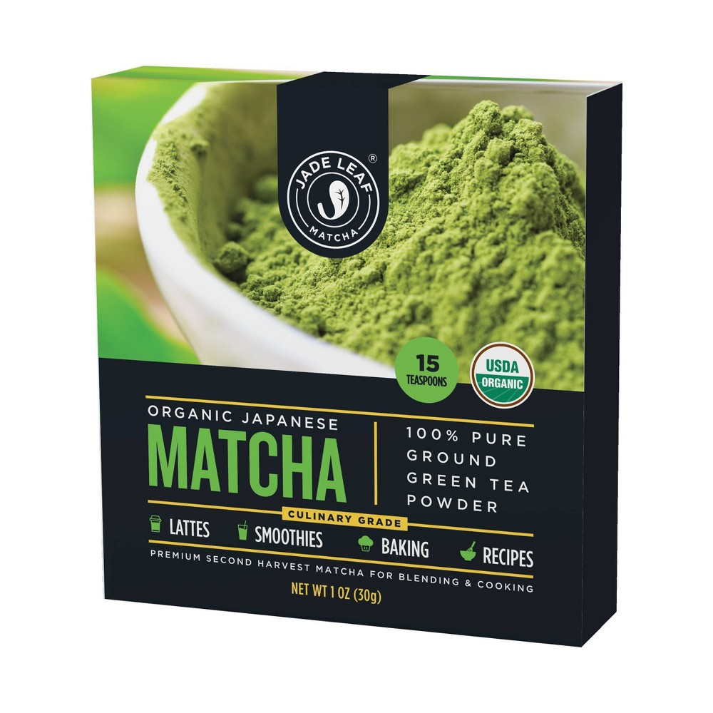 Jade Leaf Matcha Green Tea Powder Now $6.62