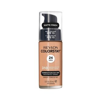 Revlon ColorStay Makeup for Combination/Oily Skin with SPF 15 - 310 Warm Golden - 1 fl oz