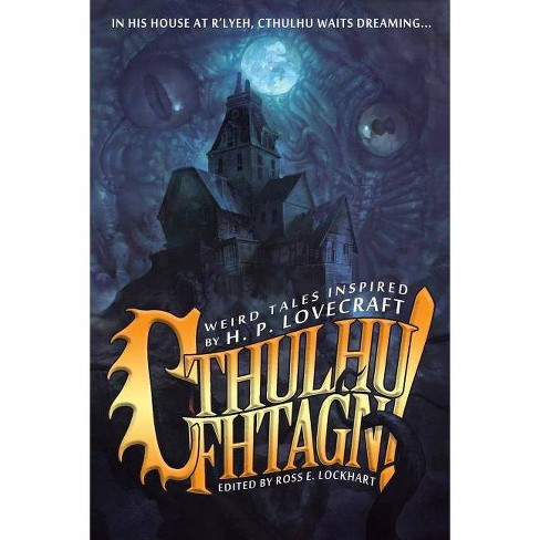 Cthulhu Fhtagn! - (Paperback) - image 1 of 1