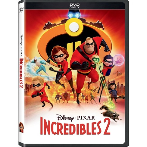 Incredibles 2 (DVD) - image 1 of 1
