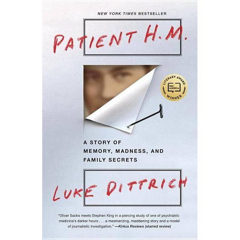 Patient H.M. - by  Luke Dittrich (Paperback) - image 1 of 1