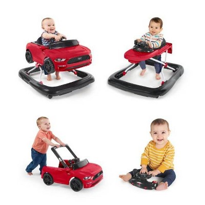 Bright Starts 4 Ways to Play Walker Ford Mustang – Red