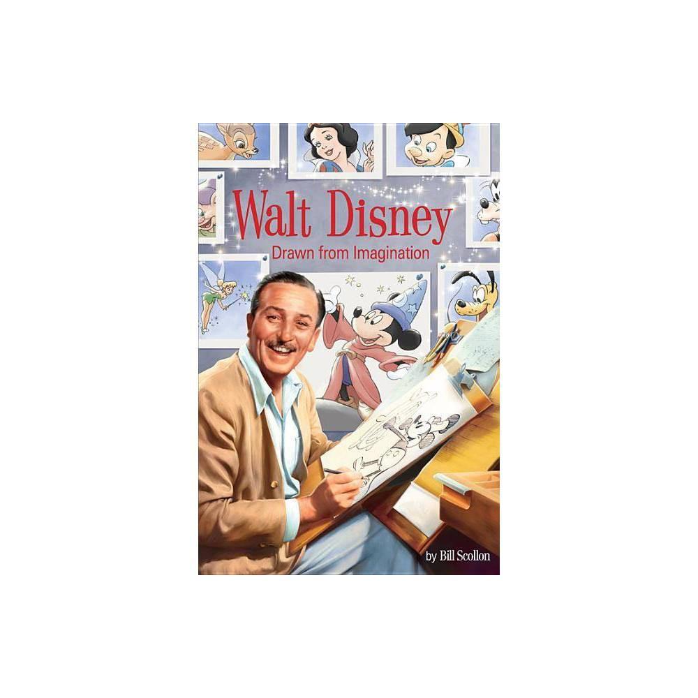 Walt Disney By Bill Scollon Paperback