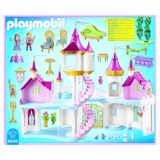 Playmobil Grand Princess Castle image number null