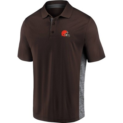 NFL Cleveland Browns Men's Spectacular Polo Shirt
