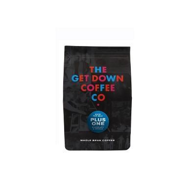 The Get Down Coffee Co Espresso Roast Coffee - 12oz