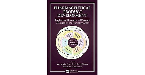Pharmaceutical Product Development : Insights into Pharmaceutical Processes, Management and Regulatory - image 1 of 1