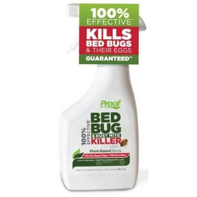 Proof Bed Bug Spray - 20oz