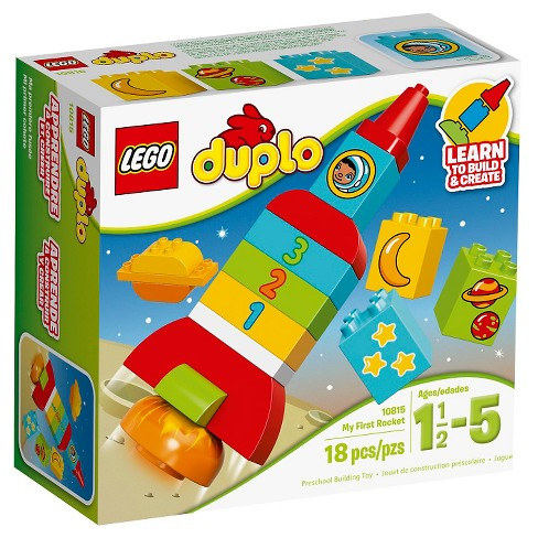 LEGO® DUPLO® My First Rocket 10815 - image 1 of 13