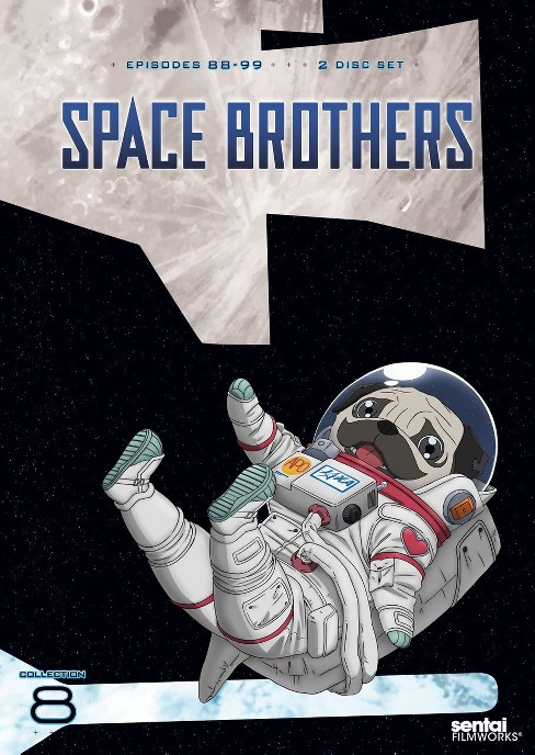 Space brothers 8 (DVD) - image 1 of 1