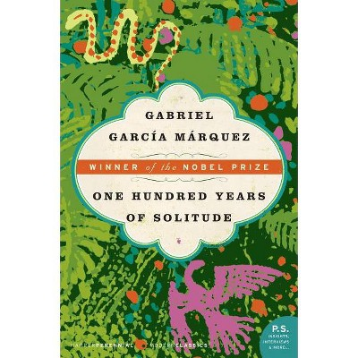 One Hundred Years of Solitude ( Harper Perennial Modern Classics) (Reprint) (Paperback) by Marquez Gabriel Garcia