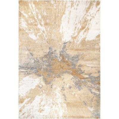 nuLOOM Cyn Contemporary Abstract Area Rug