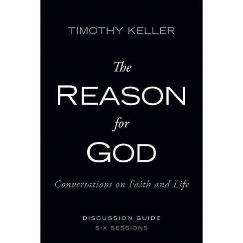 The Reason for God Discussion Guide with DVD - by  Timothy Keller (Mixed media product) - image 1 of 1
