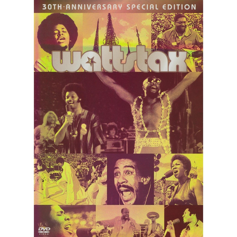 Wattstax:Special edition (Dvd)