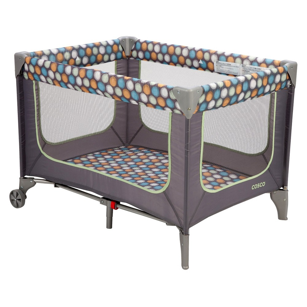 Cosco Funsport Play Yard - Ikat Dots