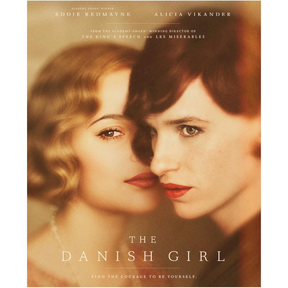 Danish Girl, The (Dvd), Movies