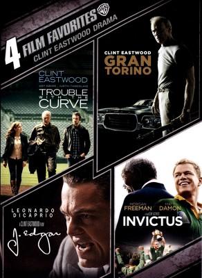 Clint Eastwood Drama: 4 Film Favorites (DVD)