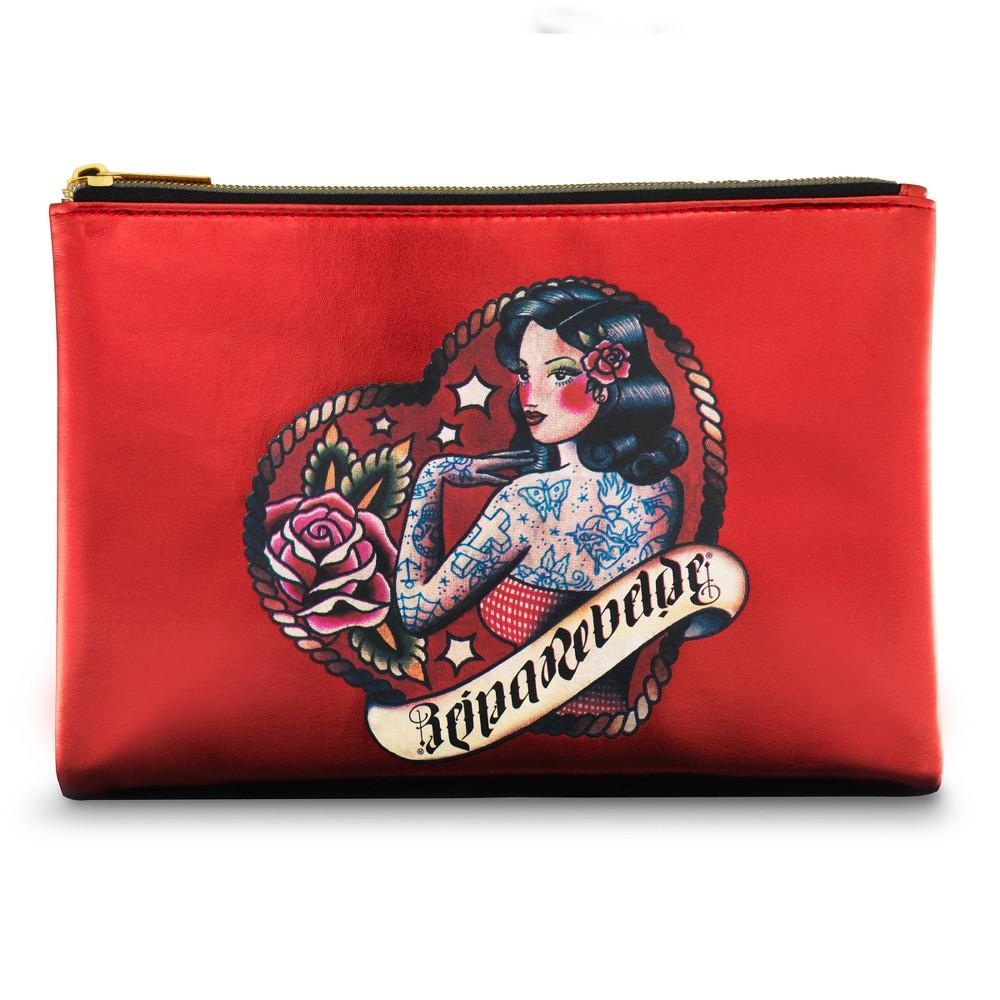 The Reina Rebelde Bolsa Bag - Red