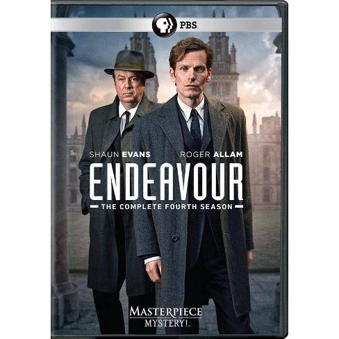 Endeavour: Series 4 (DVD)(2017) - image 1 of 1