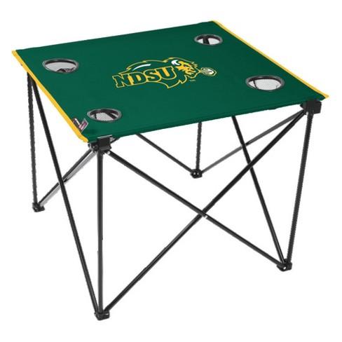 NCAA North Dakota State Bison Portable Table - image 1 of 1