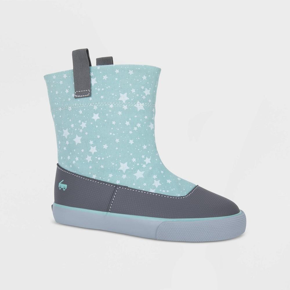 Image of Toddler Girls' See Kai Run Basics Ripley Boots - Light Mint 6, Toddler Girl's, Light Green