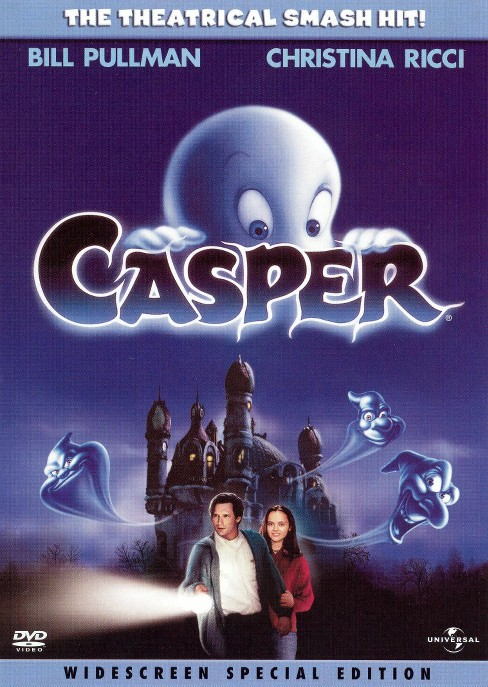 Casper (WS) (dvd_video) - image 1 of 1