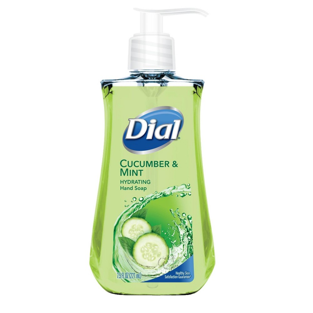 Dial Cucumber and Mint Hand Soap - 7.5oz