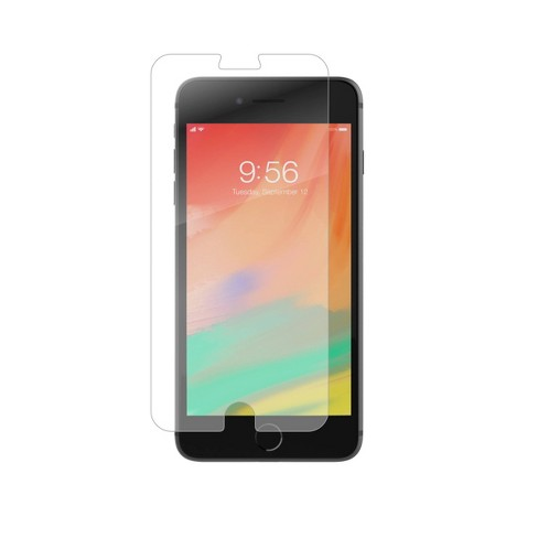 ZAGG Apple iPhone 8 Plus/7 Plus/6s Plus/6 Plus InvisibleShield Glass+ VisionGuard Screen Protector - image 1 of 3