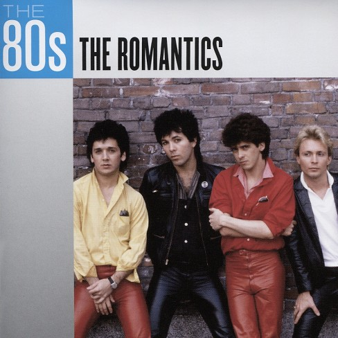 Romantics - 80s:Romantics (CD) - image 1 of 1