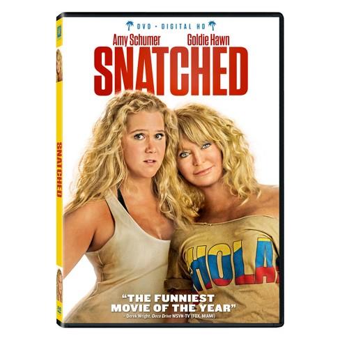 Snatched (DVD + Digital) - image 1 of 1