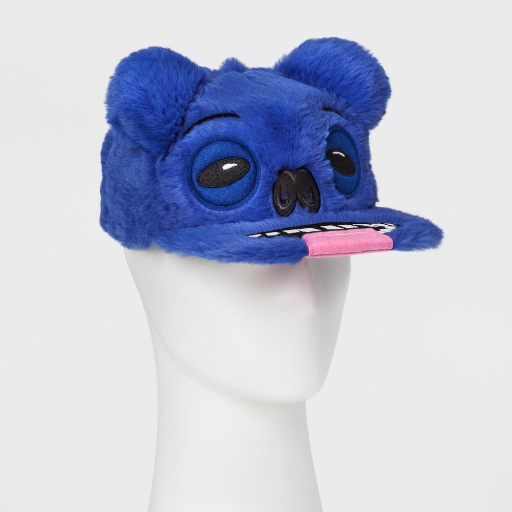Fuggler Snap Back Baseball Cap - Blue