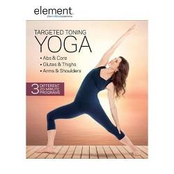 Element: Targeting Toning Yoga (DVD)