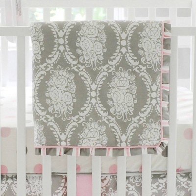 Crib Bedding Set My Baby Sam Gray