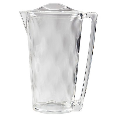 CreativeWare Ice Blocks Collection 2qt Acrylic Pitcher