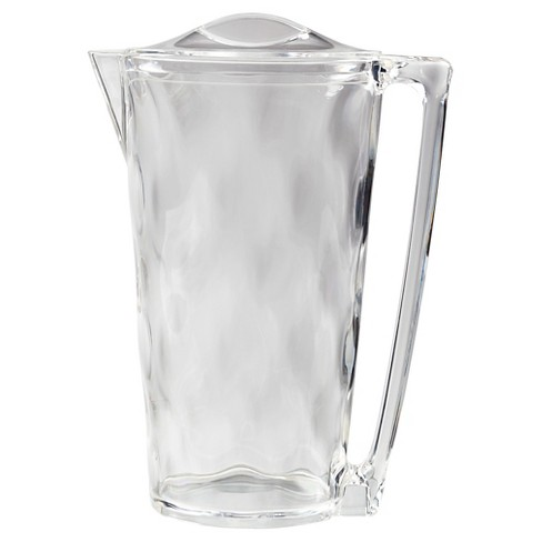 CreativeWare Ice Blocks Collection 2qt Acrylic Pitcher - image 1 of 2