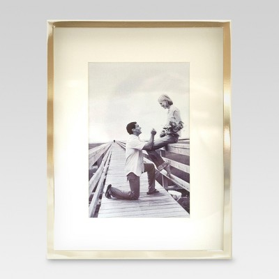 Matte Silver 4 x6  Frame - Threshold™