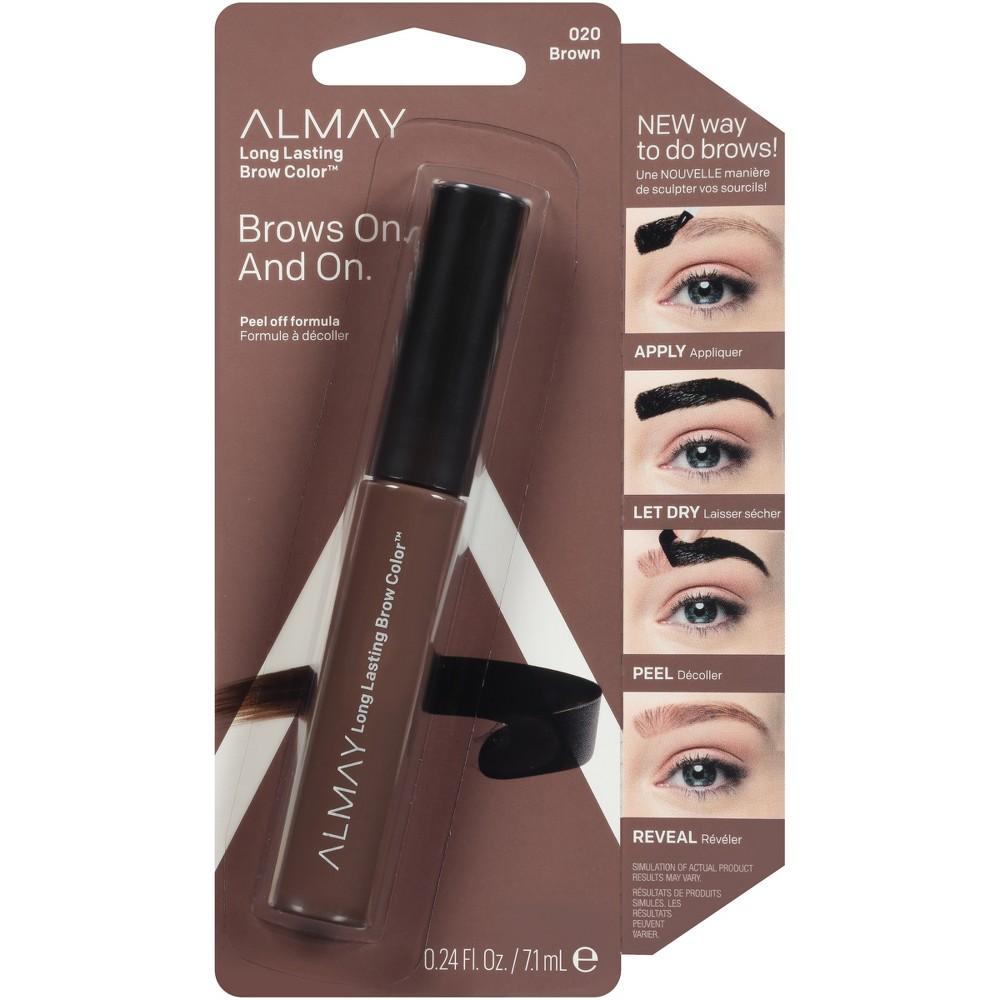 Image of Almay Long Lasting Brow Color 020 Brown -0.24fl oz