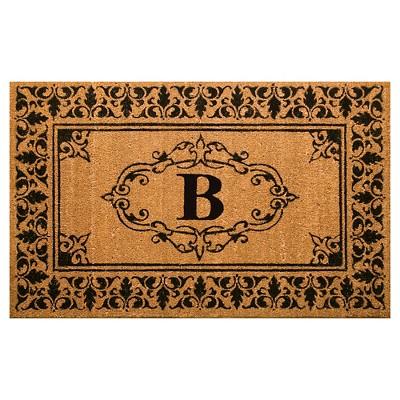 nuLOOM Monogrammed Doormat