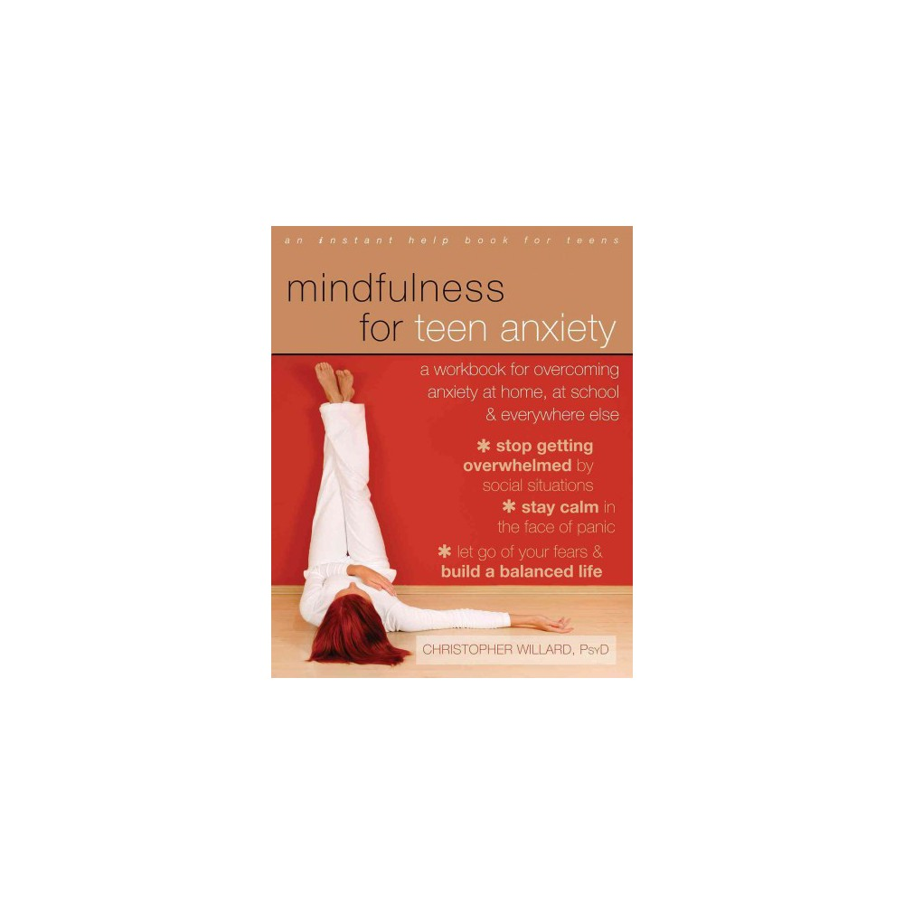 Mindfulness for Teen Anxiety (Paperback)