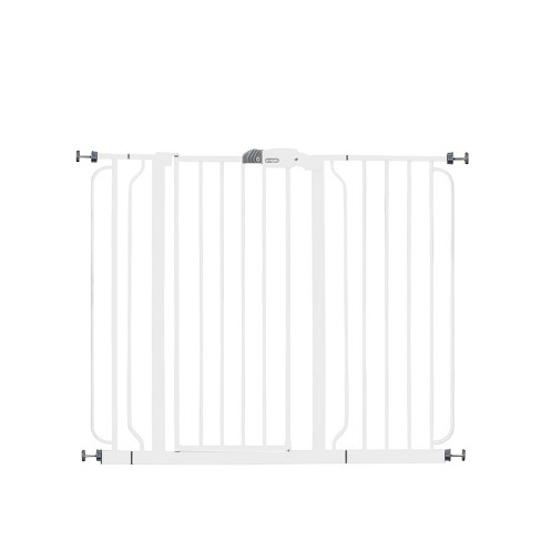 Regalo Extra Tall Wide Span Metal Walk -Through Baby Gate - image 1 of 3